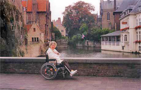 Disabled Travelers Guide:  Europe
